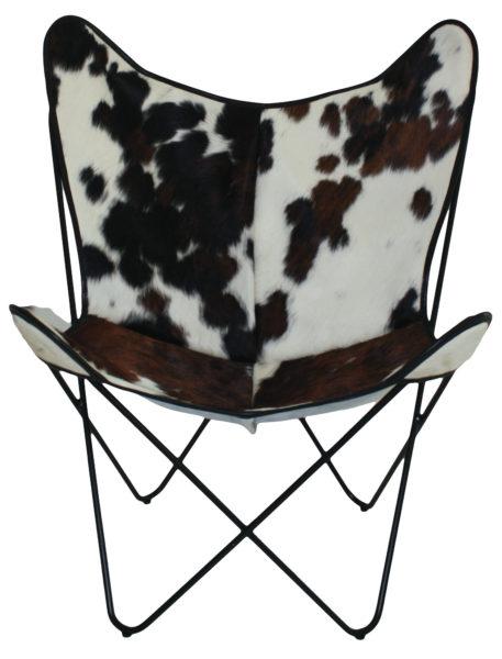 fauteuil vache normande