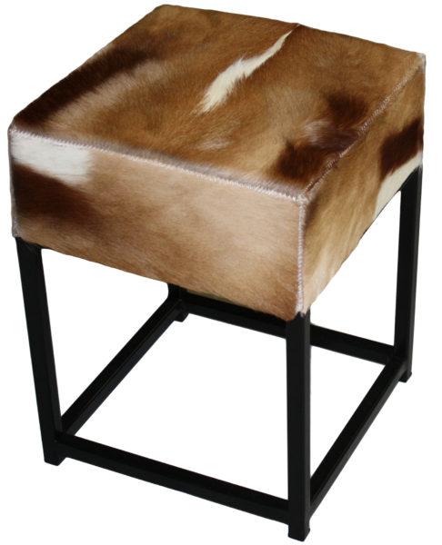 tabouret métal springbok