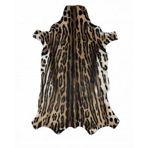 peau de springbok imprimé