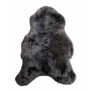 peau de mouton grise anthracite