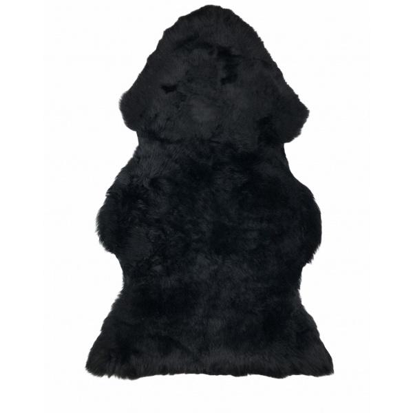 peau de mouton noire