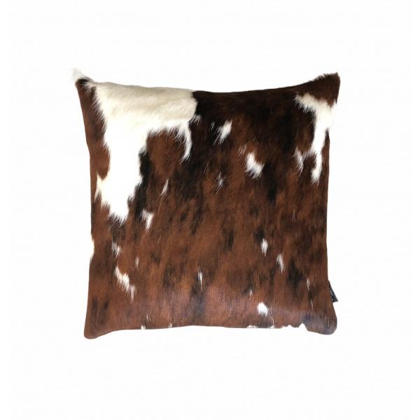 coussin peau de vache normande