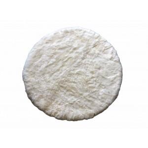 tapis peau de mouton rond
