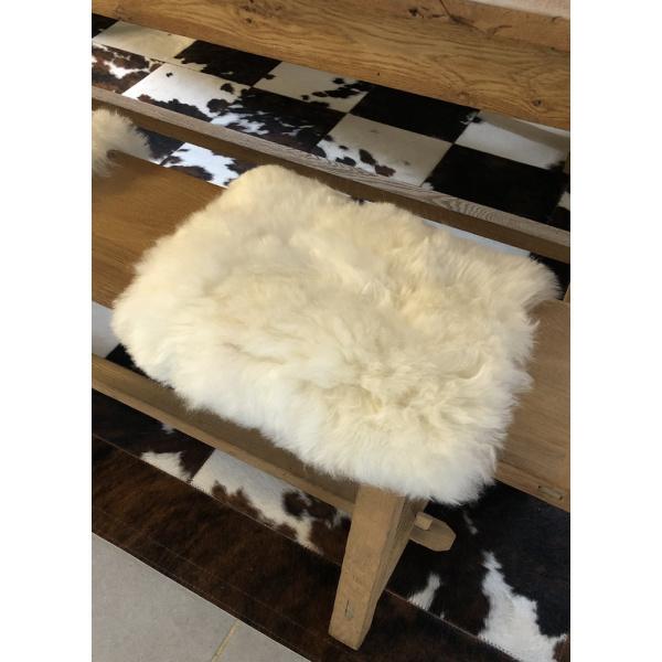 galette mouton blanc