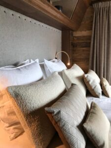 chalet coussin