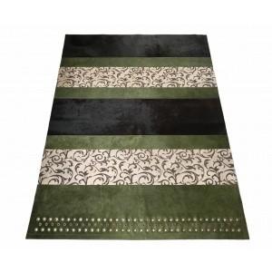 tapis en peau haut de gamme