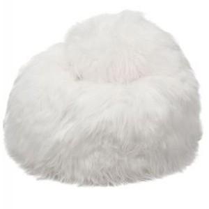 poire peau de mouton poil long